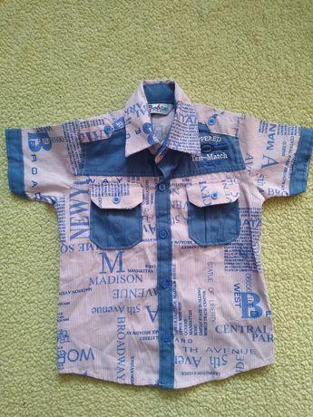 Koszula chłopięca  2-3 lata