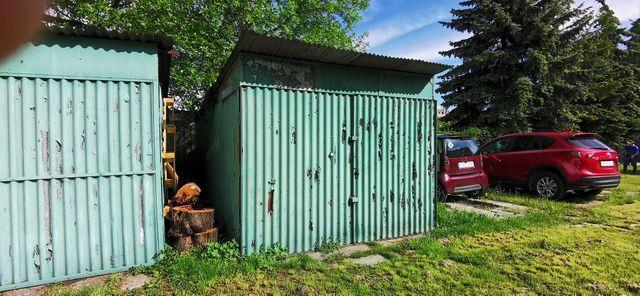 Garaż blaszany 15m2 - rezerwacja