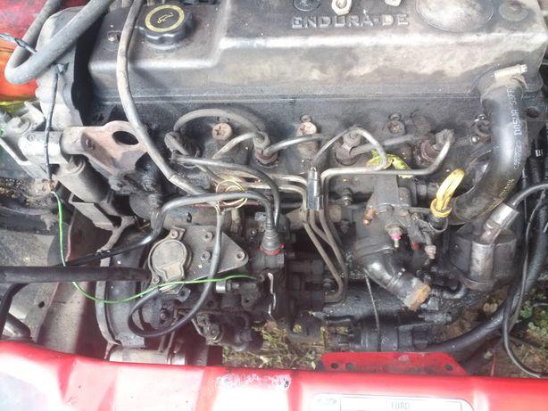 Двигатель 1.8 д форд фиеста курьер fiesta courier mk4