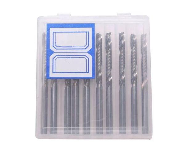 Fresas CNC ( pack 10 unidades)