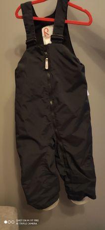 Stan idealny ! Spodnie Zimowe REIMA 98 3-4 latka