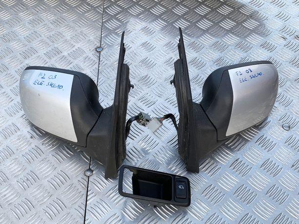 Lusterka elektrycznie składane FORD FOCUS mk2 II elektryczne Lusterko