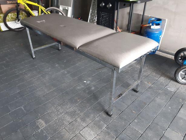 Łóżko stół do gabinetu masażu 63x192