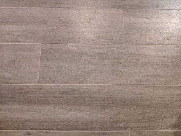 Płytki gresowe drewnopodobne Cerrad Mattina Beige 120x20cm
