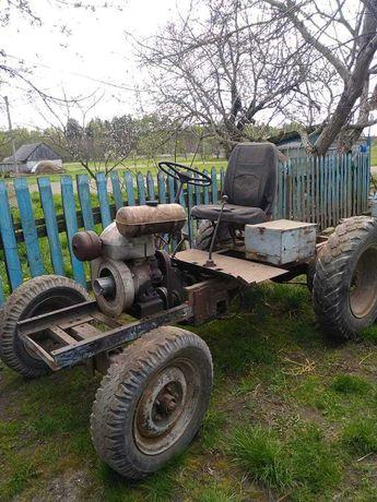 Продам трактор власного виробництва