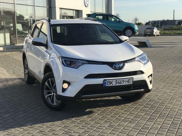 Toyota Rav4 Hydrid AWD 2018