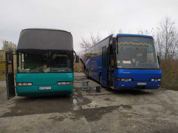 Автобус  Neoplan  N 116