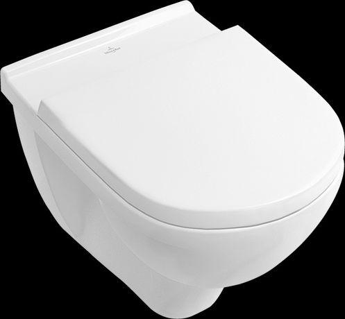 Miska WC O.Novo 5660 HR + deska 9M38 S1 Villeroy & Boch