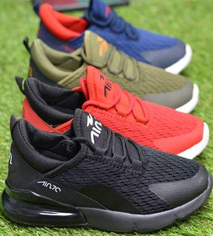 Детские кроссовки Nike Air Max 270 Rad найк аир макс красный р31-36