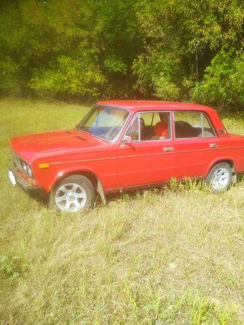 Продам красный ВАЗ 21065