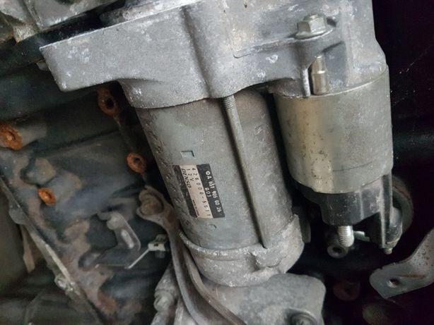 Rozrusznik Mercedes 2.2 w906 manual 80tys km 651
