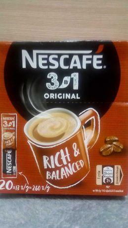 Кофе в стиках 3в1