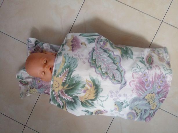 Kołderka podusia dla baby born anabell