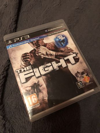 Gry PS3 Move the fight