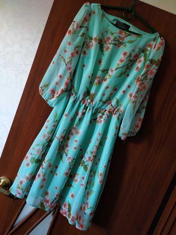 Платье zara, Massimo,mango love Republic