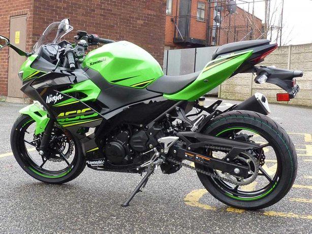 Kawasaki Ninja 400 | A2
