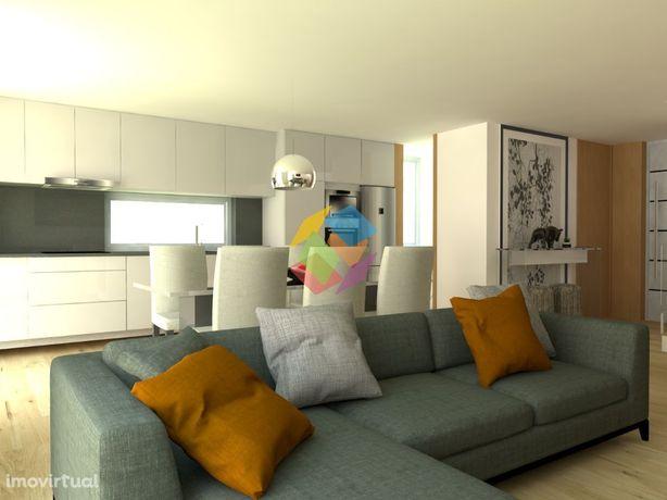 Apartamentos desde T1+1, T2 e T3 em construção São João de Ver