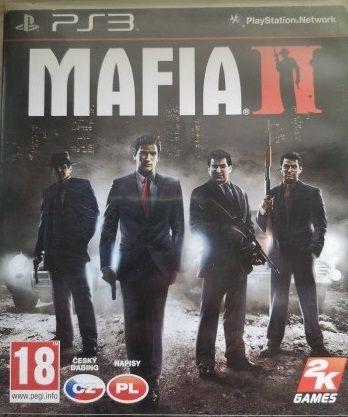 Mafia II 2 Polska Wersja PS3 PlayStation 3 Kraków