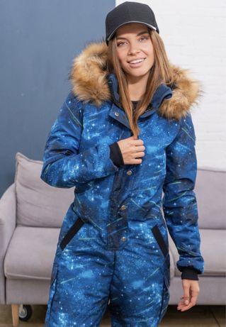Зимний комбинезон женский,зимняя куртка,зимний комбинезон,комбинезон.