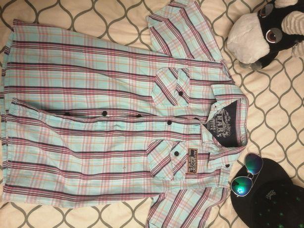 Koszula chłopięca rozmiar 146