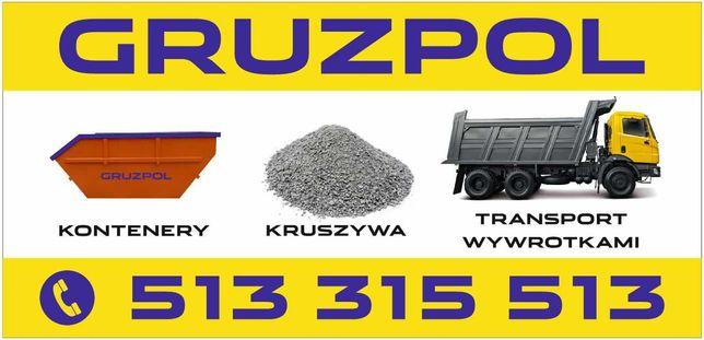 Wywóz Gruzu - GRUZPOL - Specjalista Od Gruzu - Lider Branży Odpadowej