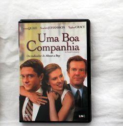 DVD Uma Boa Companhia