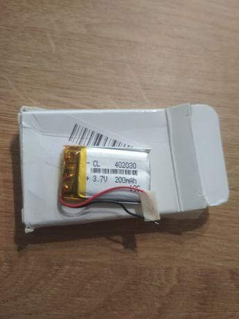Bateria akumulator 3,7V 200mAh 40203 4x20x30mm RC