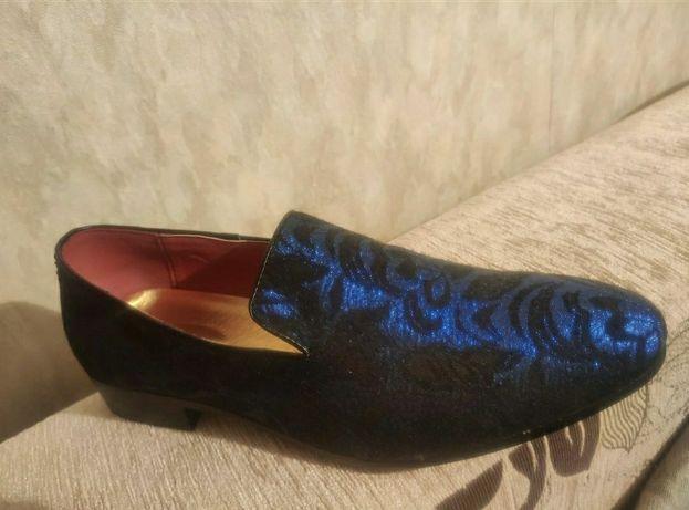 Туфли мужские размер 41-42