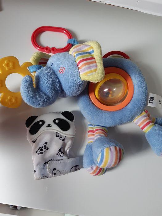 Подвеска mothercare. перчатка грызунок панда развивающая Софиевская Борщаговка - изображение 1