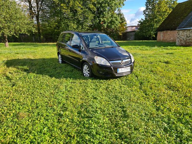 Opel Zafira 1.9 cdti lift