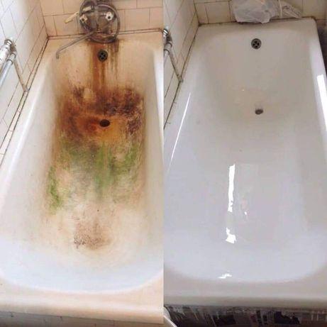 Реставрація ванн ЯКІСНО
