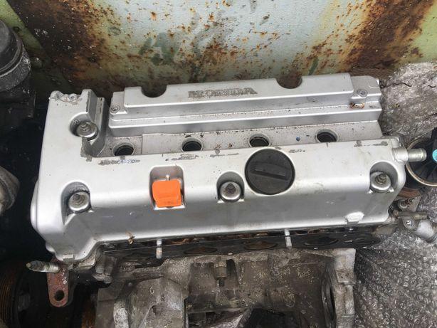 Мотор б/у Honda CRV 2,4