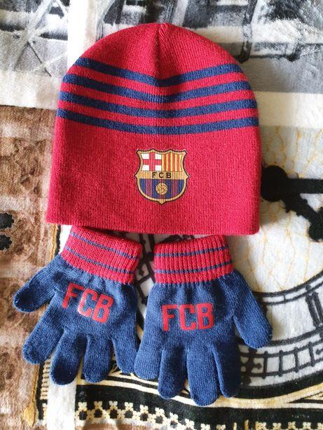 Шапка FCB футб клуб Барселона