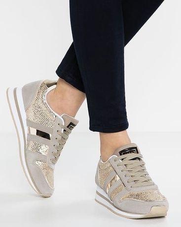 Ténis Versace Jeans Low Oro