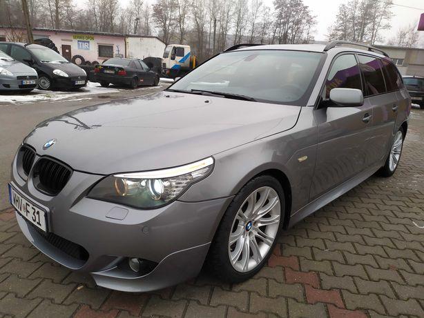 BMW 525d 197km oryginalny m pakiet