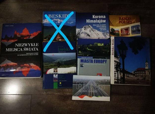 Albumy, atlasy, książki