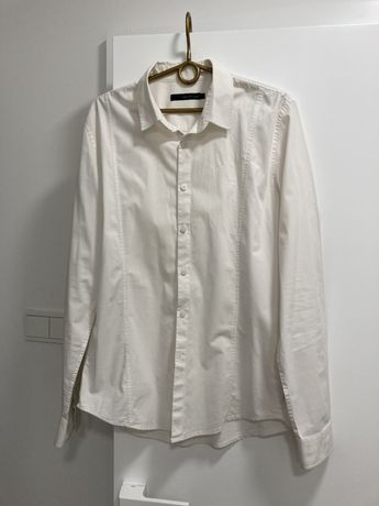 Koszula biala Calvin Klein