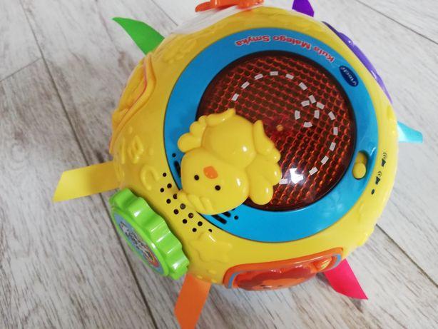 Vtech migocząca hula-kula zabawka interaktywna