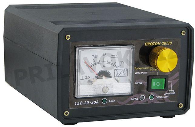 Зарядное устройство Протон 20/30 пусковое импульсное