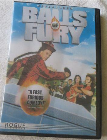 """DVD Filme Balls of Fury - """"Bolas em Pânico"""" - Comédia Desportiva"""