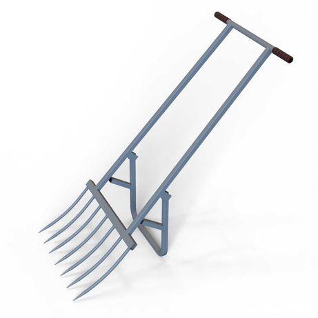 Чудо лопата 7 зубьев легкая надежная усиленная от производителя