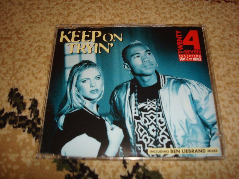 Płyty CD Tventy 4 Seven-Keep on Tryin Ostrów Wielkopolski - image 1
