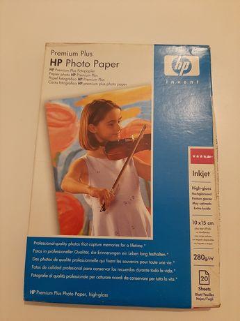 HP Photo Paper - Premium Plus
