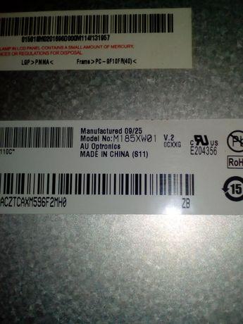 Матрица M185XW01 V.2 с дефектом