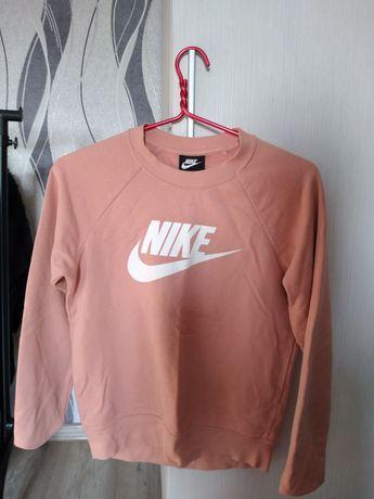 Свитшот nike original розовый худи кофта