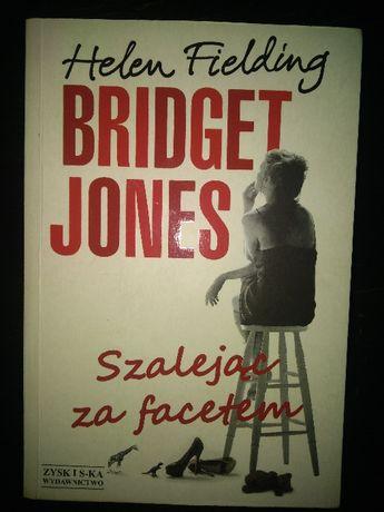 Helen Fielding - Bridget Jones Szalejąc za facetem