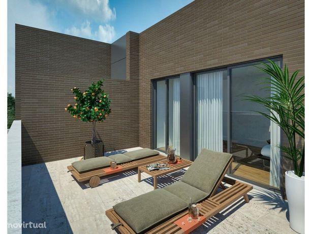 T2 novo recuado, último piso - ISMAI
