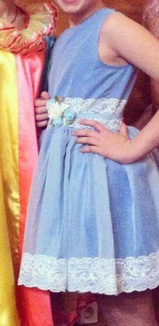 Карнавальное нарядное платье! Новогодние.