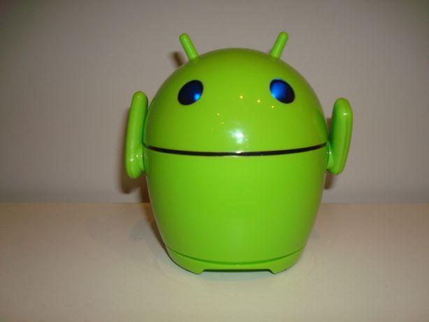 Google Android Robot bezprzewodowy stereo-głośnik system.