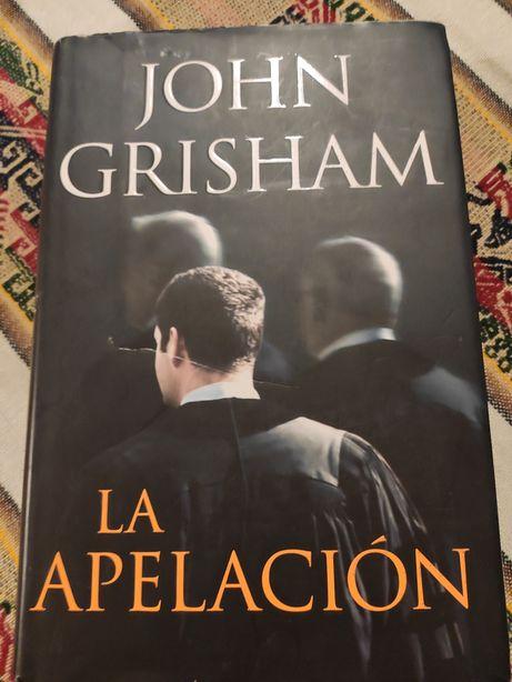 Książka hiszpański Espanol. John Grisham. La Apelacion.